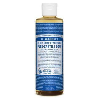 Jabón de Castilla Líquido de Menta Dr. Bronner´s - 236 ml.