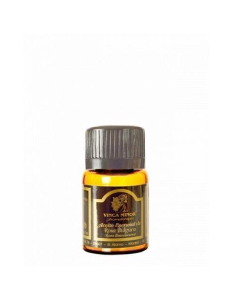 Aceite Esencial de Rosa Búlgara Vinca Minor - 5 ml.