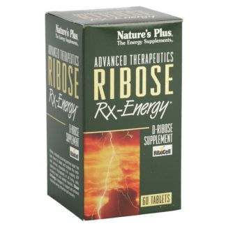 Ribose Rx-Energy Nature's Plus - 60 comprimidos