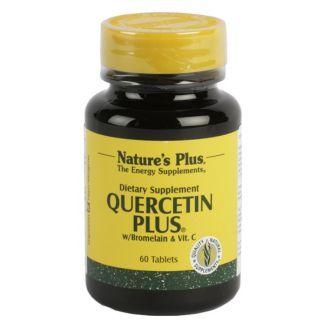Quercetin Plus Nature's Plus - 60 comprimidos