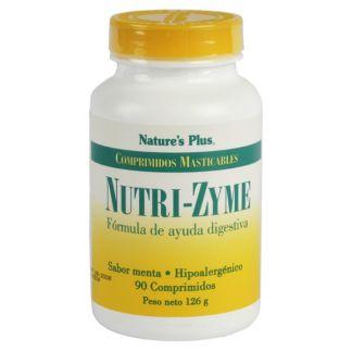 Nutri-Zyme Nature's Plus - 90 comprimidos