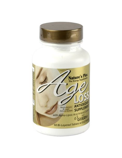 Age Loss Nature's Plus - 60 comprimidos