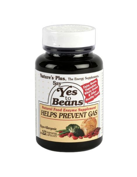 Say Yes to Beans Nature's Plus - 60 cápsulas