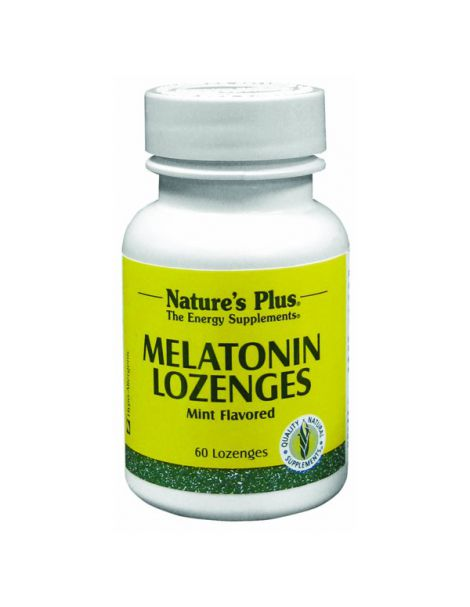 Melatonina Nature's Plus - 60 comprimidos