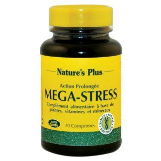 Mega Stress Nature's Plus - 30 comprimidos