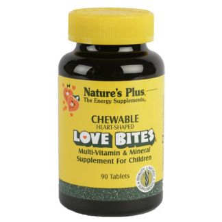 Love Bites Nature's Plus - 90 comprimidos