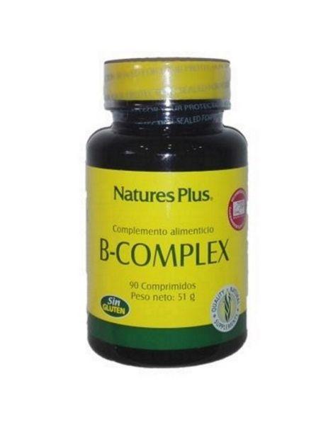 B-Complex Nature's Plus - 90 comprimidos