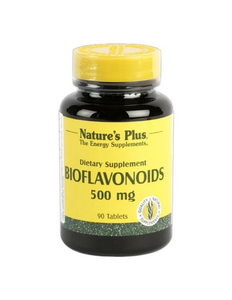 Bioflavonoides 500 mg. Nature's Plus - 90 comprimidos