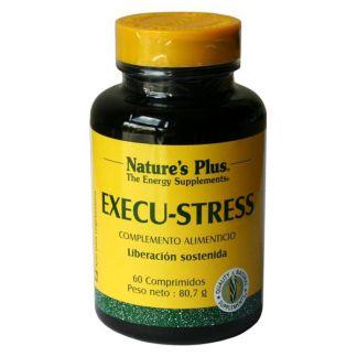 Execu-Stress Nature's Plus - 60 comprimidos