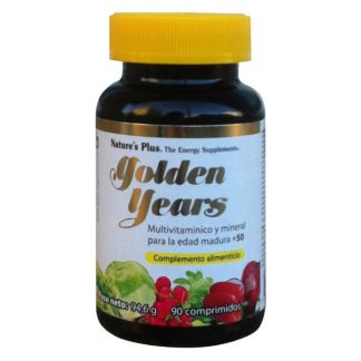 Golden Years Nature's Plus - 90 comprimidos