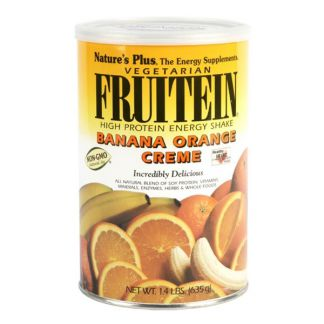 Fruitein Plátano & Naranja Nature's Plus - 635 gramos