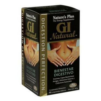 GI Natural Nature's Plus - 90 comprimidos