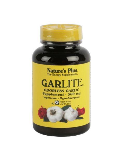 Garlite Nature's Plus - 90 cápsulas
