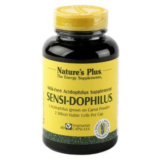 Sensi-Dophilus Nature's Plus - 60 cápsulas