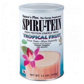 Spiru-Tein Frutas Tropicales Nature's Plus - 544 gramos