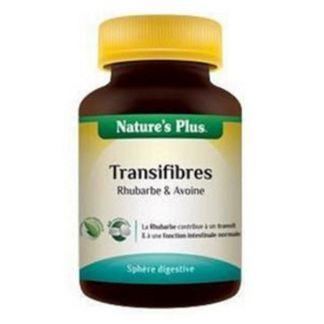 Transifibres Nature's Plus - 60 comprimidos