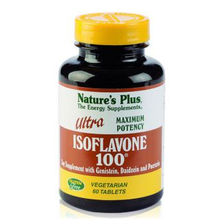 Ultra Soya (Isoflavonas) Nature's Plus - 60 comprimidos