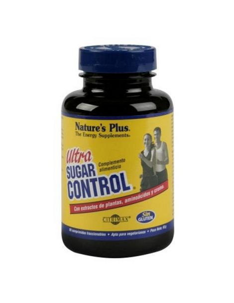 Ultra Sugar Control Nature's Plus - 60 comprimidos