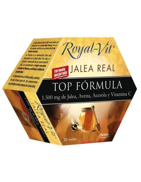 Jalea Real Top Fórmula Dietisa - 20 viales