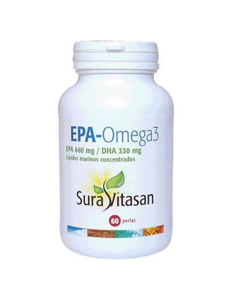 EPA-Omega 3 1414 mg. Sura Vitasan - 60 perlas