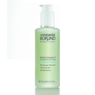 Gel Limpiador Mixta (Combination Skin) AnneMarie Börlind - 150 ml.