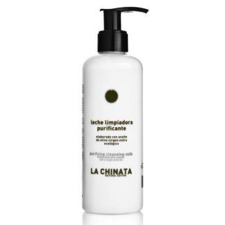 Leche Limpiadora Purificante Natural Edition La Chinata - 250 ml.