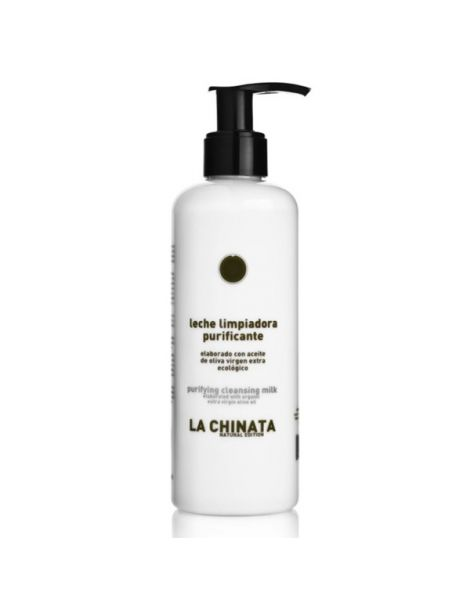 Leche Limpiadora Purificante Natural Edition La Chinata - 250 ml.