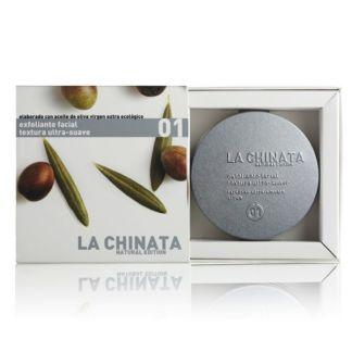 Exfoliante Facial Textura Ultrasuave Natural Edition La Chinata - 70 ml.