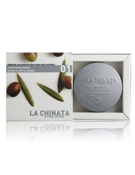 Exfoliante Facial Textura Ultrasuave Natural Edition La Chinata - 70 ml.
