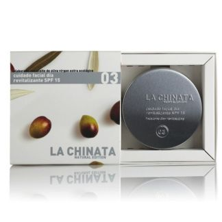 Cuidado Facial Día Revitalizante SPF 15 Natural Edition La Chinata - 75 ml.
