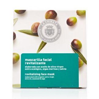 Mascarilla Facial Revitalizante Natural Edition La Chinata - 5 x 8 ml.