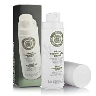 Sérum Facial Regenerador Antiox Natural Edition La Chinata - 30 ml.