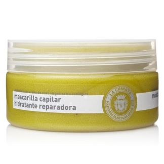 Mascarilla Capilar Hidratante Reparadora Natural Edition La Chinata - 225 ml.