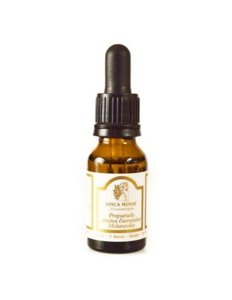 Aceite Esencial Melancolía PAE Vinca Minor - 17 ml.