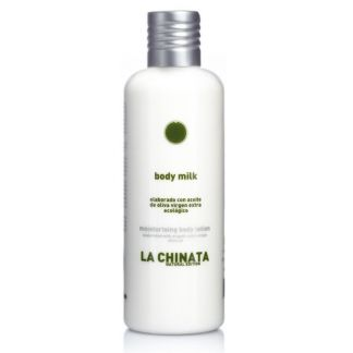 Body Milk Natural Edition La Chinata -250 ml.