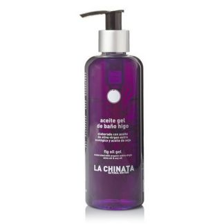 Aceite Gel de Baño Higo Natural Edition La Chinata - 250 ml.
