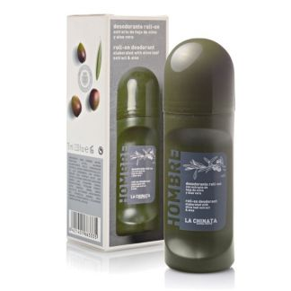 Desodorante Roll-On Hombre Natural Edition La Chinata - 75 ml.