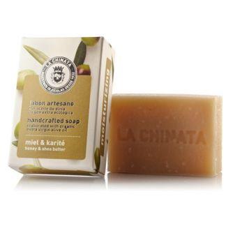 Jabón Artesano Hidratante de Miel y Karité Natural Edition La Chinata - 100 gramos