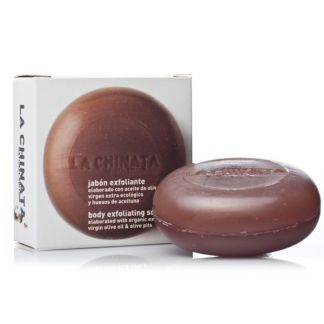Jabón Exfoliante Natural Edition La Chinata - 100 gramos