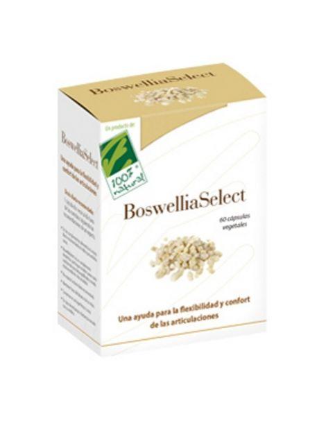 BoswelliaSelect Cien por Cien Natural - 60 cápsulas