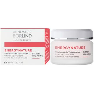 Crema de Día Revitalizante Energy Nature AnneMarie Börlind - 50 ml.