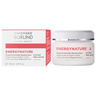 Crema de Noche Regeneradora Energy Nature AnneMarie Börlind - 50 ml.