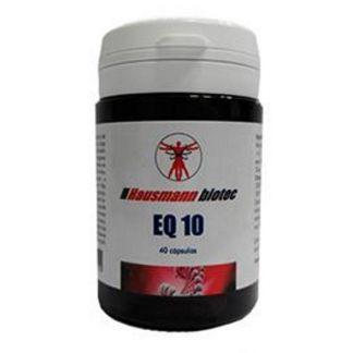 EQ 10 Hausmann Biotec - 40 cápsulas