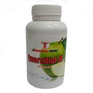 Quercitiol M Hausmann Biotec - 50 cápsulas