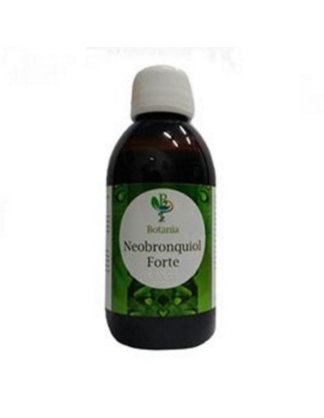 Neobronquiol Forte Botania - 500 ml.