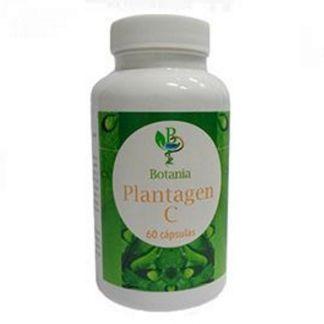 Plantagen C (Cúrcuma) Botania - 60 cápsulas