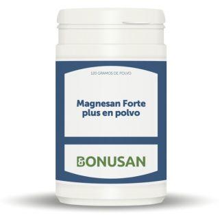 Magnesan Forte Plus Polvo Bonusan - 120 gramos