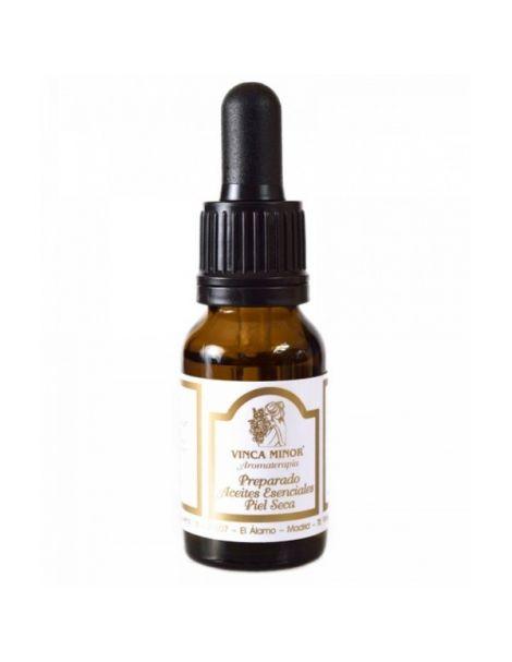 Aceite Esencial Piel Seca PAE Vinca Minor - 17 ml.