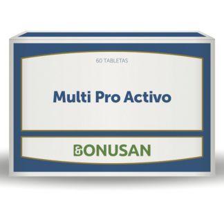 Multi Pro Activo Bonusan - 60 tabletas