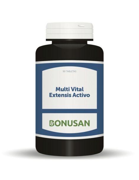 Multi Vital Extensis Activo Bonusan - 90 tabletas